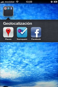 Geoposición en iPhone