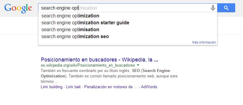 Actualización del algoritmo de Google - Posicionamiento SEO y Analítica web